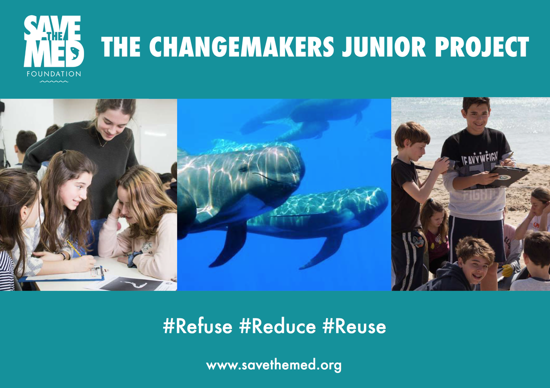 Sign up to the Changemakers Junior Pilot Project! (For students aged 8-14!)