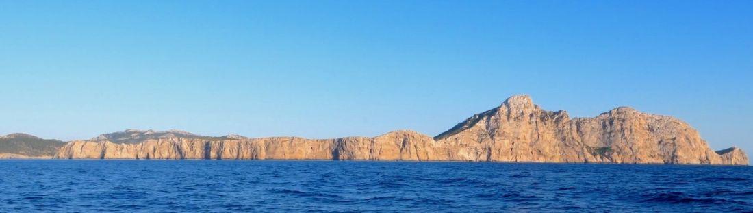 S'estableix la nova reserva marina de Sa Dragonera
