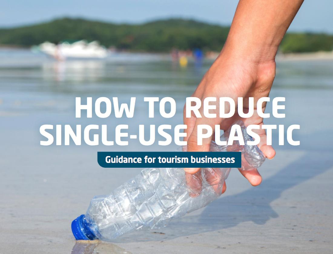Una guia per ajudar les empreses turístiques a reduir els residus de plàstic