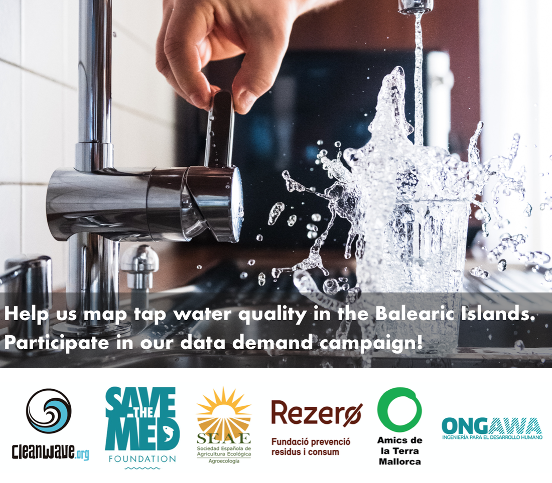 Join our campaign to regain the right to drink tap water!