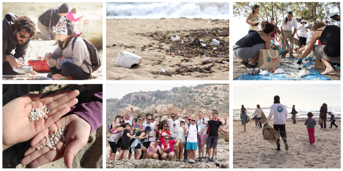 Dos Manos Beach Clean-ups